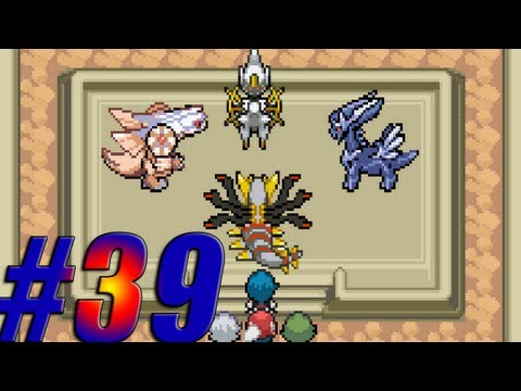 Pokémon Light Platinum - Episode 39: The Legend of Arceus