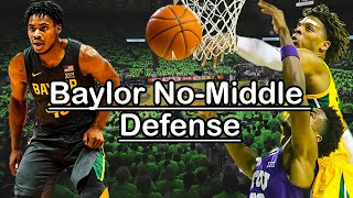 "How Baylor's ""No-Middle"" Defense Has Them Ranked #1 in the Country"