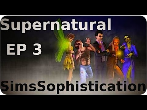 Let's Play: The Sims 3 SUPERNATURAL [Part 3] - GARDENING