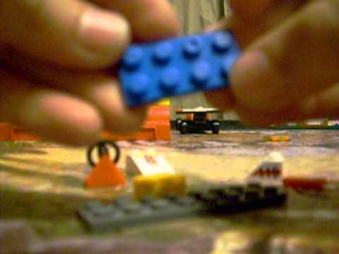 how to build a lego jetski