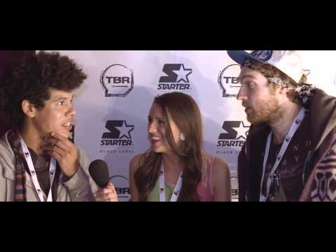 The Other Tribe Backstage Interview - The Big Reunion 2013