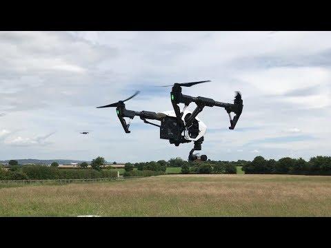 U.K. Police Launch On-Demand Drone Squads