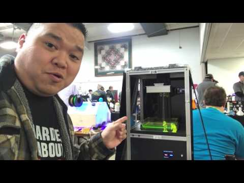 Moving to resin with the Moai