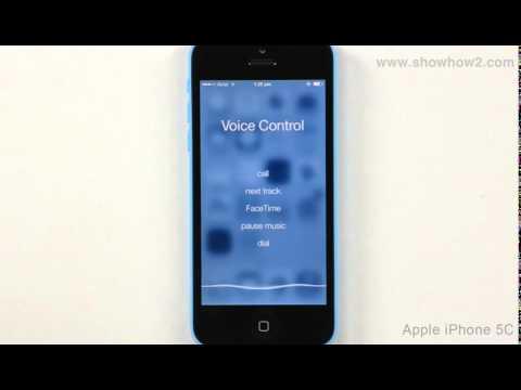 Apple iPhone 5c - How To Use Siri