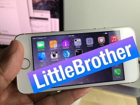 New Tweak: LittleBrother