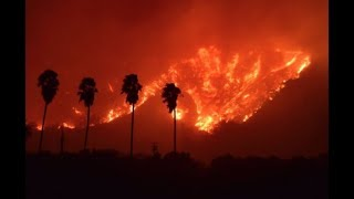 Fires burning in Southern California   LIVE COVERAGE