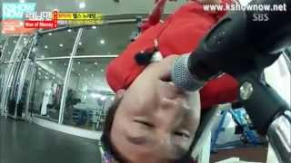 lee gwangsoo singing funny