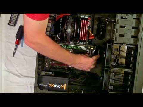 Build a Gaming PC - 2013