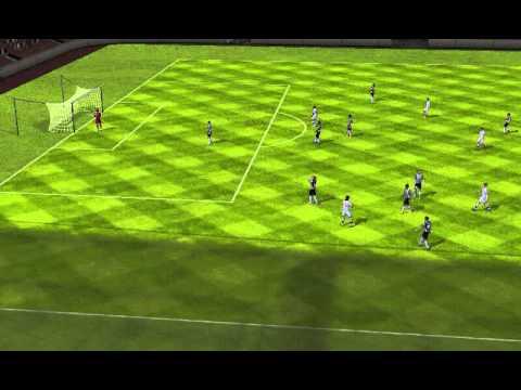 FIFA 14 Android - Juventus VS Milan