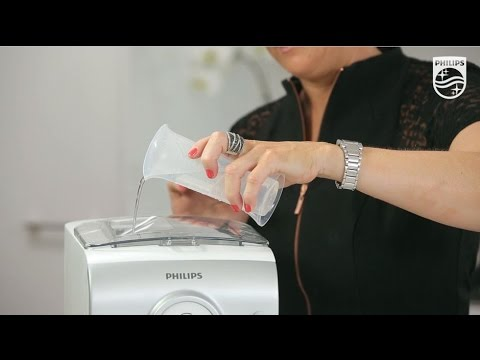 Pasta & Noodle Maker with Built-in Auto-weighing - Gluten Free Rice Noodles | Philips | HR2357