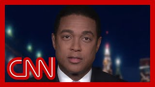 Don Lemon to Trump: What is it about Obama that gets under your skin?