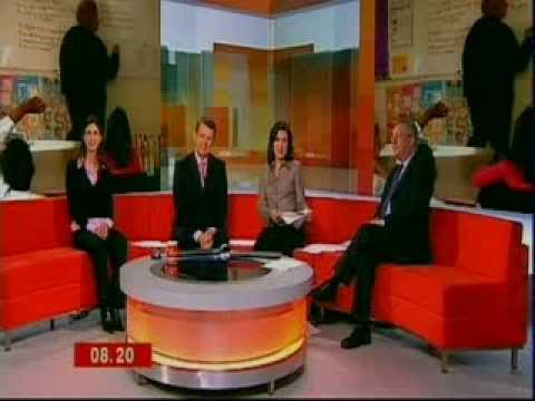Depression and Anxiety at Work - Dr Sheri Jacobson on BBC News