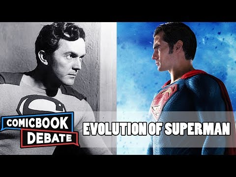 Xxx Mp4 Evolution Of Superman In Movies And TV In 12 Minutes 2017 3gp Sex