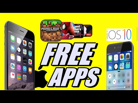 Paid Iphone apps on sale for free for a limited time