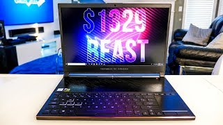 $1329 BEAST! Asus Zephyrus S GX531 Honest Review