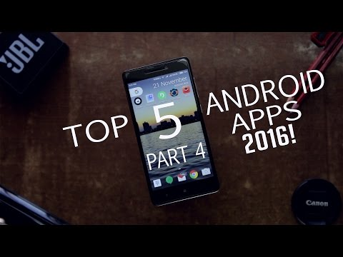Top 5 Android Apps 2016! Part 4