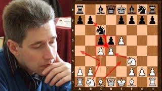 Leela Chess soaks up gambit counterplay of Marshall Defence