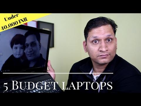 5 Best Budget Laptops | Sharmaji Technical