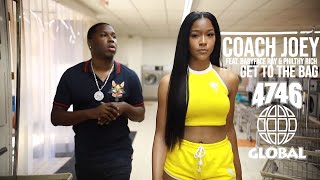 Coach Joey feat. BabyFace Ray & Philthy Rich - Get to the bag (Official Music Video)