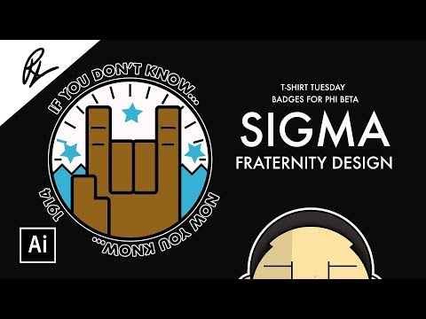 This is How A Sigma Man Designs Phi Beta Sigma Greek Apparel, Patches and Custom T Shirts