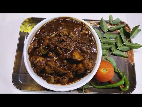 Varutharacha Chicken Curry | Nadan Chicken Curry | Traditional Recipe | COOK with SOPHY
