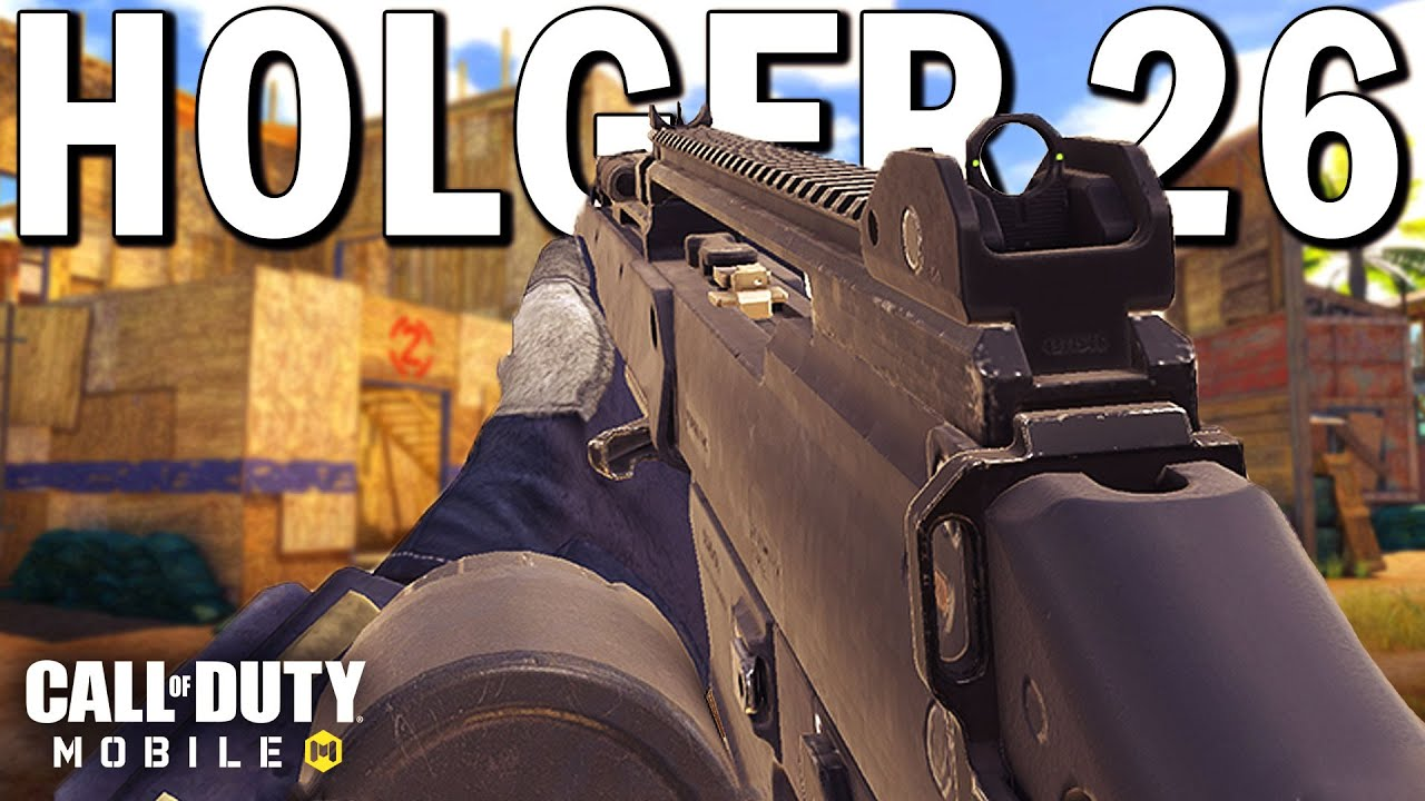 Download The *NEW* Holger 26 is the Fastest LMG in COD Mobile! MP3 Gratis
