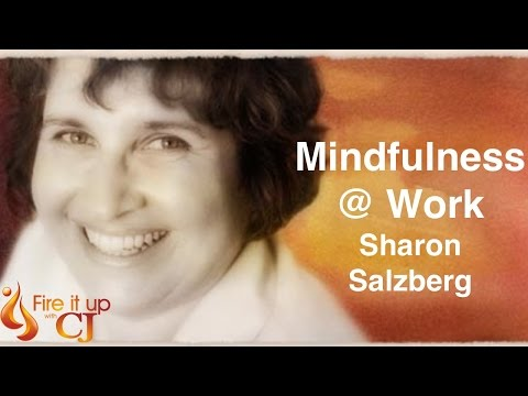 Dealing with difficult people and situations@work(Sharon Salzberg) Part 1 or 4