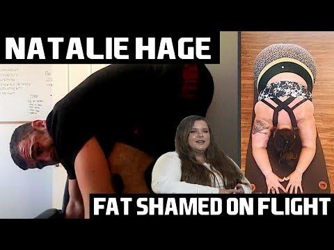 Destroying Fat Activist Arguments - Natalie Hage Edition