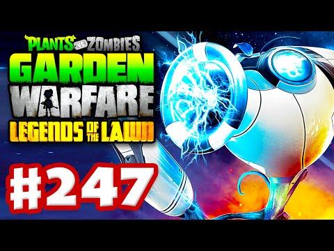Plants vs. Zombies: Garden Warfare - Gameplay Walkthrough Part 247 - Pea Effect Plasma Pea! (PC)