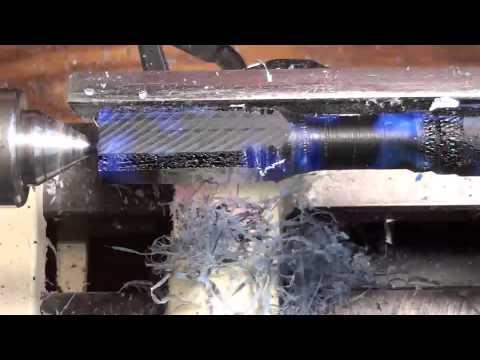 Acrylic pen--beginning tutorial
