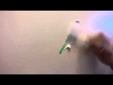 Simple and Easy Way... To Remove Dry Erase Marks on a Wall