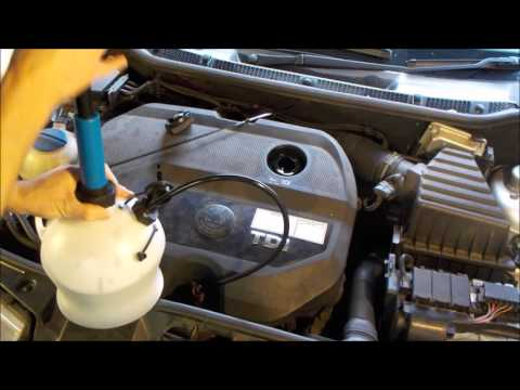 Woodside 4L Oil Extractor Pump Vacuum Engine Oil Change
