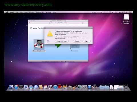 Recover Data from iPhone 5,4S,4,3GS without iTunes or iCloud