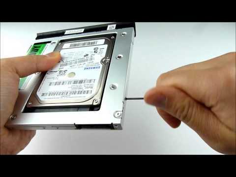 SATA HDD Caddy for Dell Latitude E6420 E6520 E6320 E6330 E6430 E6530 for 2nd HDD or SSD