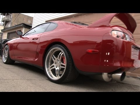 Toyota Supra - Race Built Toyota Supra - Alternator Problems Rebuilding Alternator ✔