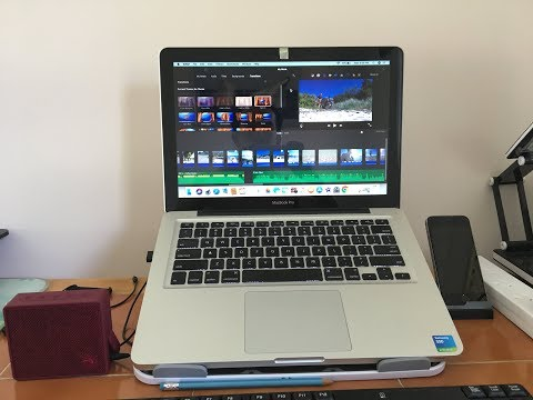 MacBook Pro 2012 Works Fast in 2018.
