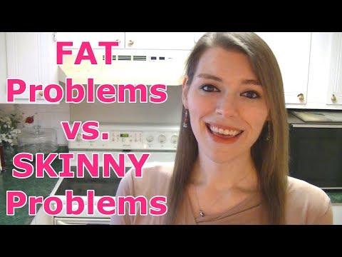 KETO: Fat Girl Problems vs. Skinny Girl Problems