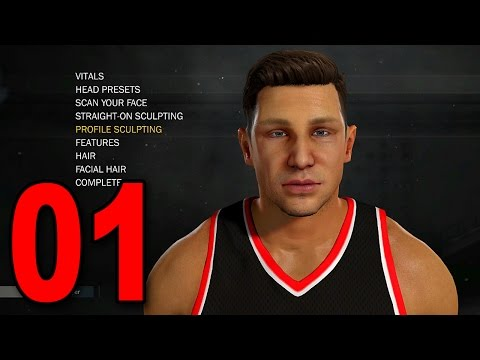 NBA 2K17 My Player Career - Part 1 - THE PRELUDE (Choosing a School)