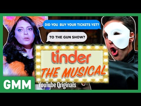 Tinder: The Musical ft. Rachel Bloom