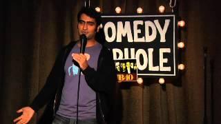 Kumail Nanjiani @ the Comedy Carhole