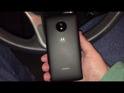 Unlocking The Verizon Motorola Moto E4