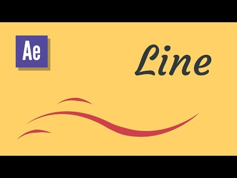 Create Beautiful Line Animations in After Effects