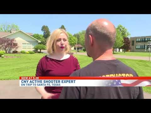 CNY active shooter expert recalls trip to Santa Fe, Texas after shooting