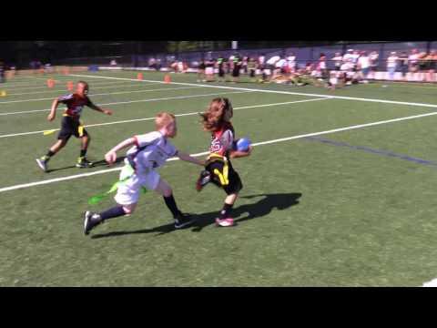 2016   Flag Football Tournament   Game 1   Win