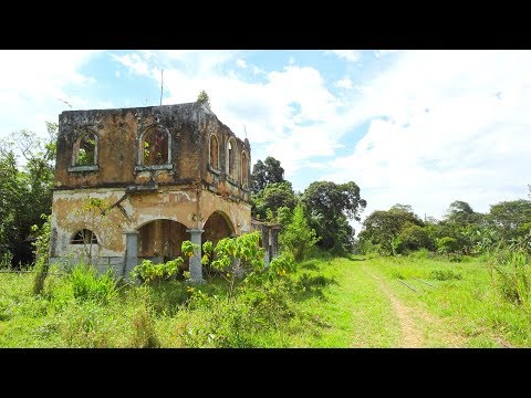 Walking the Abandoned Railway of Colombia. Villeta - Alban