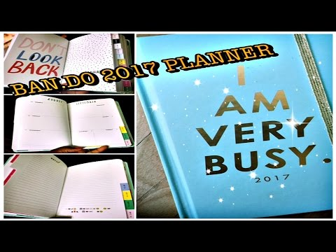 Ban.do Agenda Planner Review | BeautyByChick