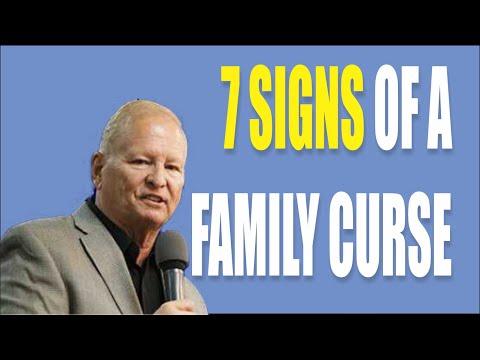 Generational Curses: Seven Signs of a Family Curse