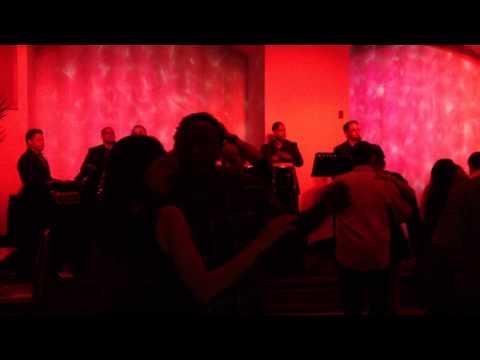 Red Coral Lounge Dancing - San Juan Marriott