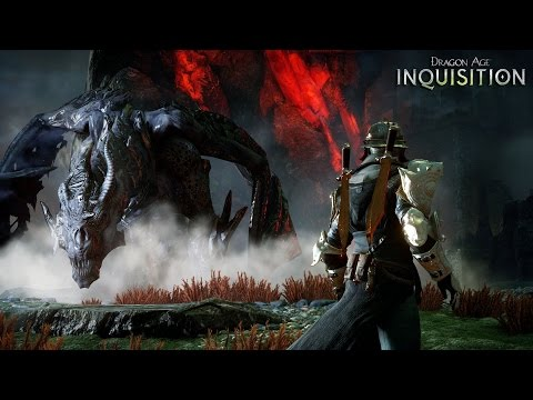 Dragon Age Inquisition: Killing Dragons in Seconds! (Nightmare)