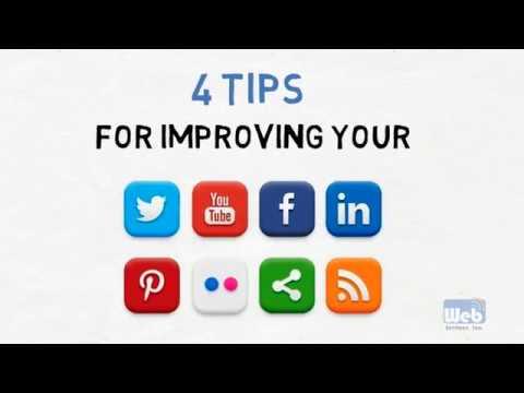 4 Tips for Improving Your Social Media Presence in 2014